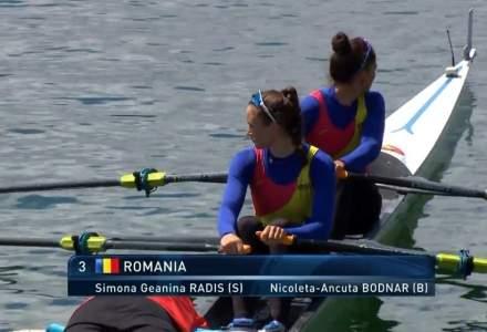 Cupa Mondială de Canotaj: România a plecat acasă cu o medalie de aur, una de argint și patru de bronz