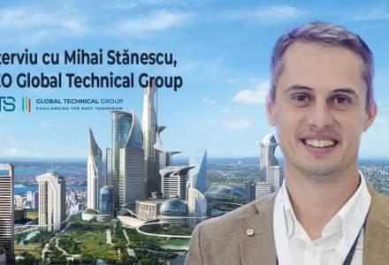 """(P) Interviu cu Mihai Stanescu, CEO Global Technical Group: """"Tehnologia este precum o carte, nu o cumperi doar să o pui în bibliotecă. Aceasta ȋşi atinge scopul când are un real impact ȋn business-uri şi comunităƫi"""""""