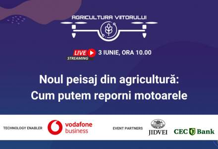 Agricultura Viitorului| Cum putem reporni motoarele: Înscrie-te gratuit pentru a afla cele mai noi informații de la specialiști în agricultură