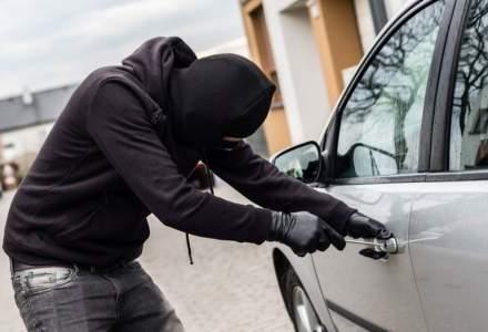 Cele mai furate mașini din România