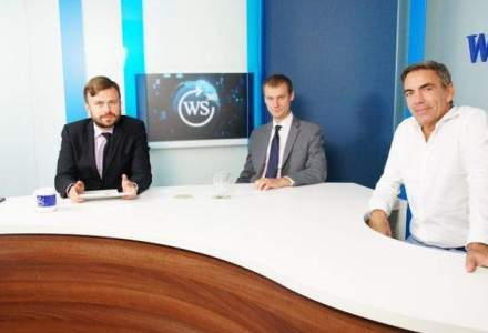 Prima emisiune WALL-STREET 360: am analizat mediul antreprenorial alaturi de Dragos Anastasiu (Eurolines) si Mihai Pop (EY)