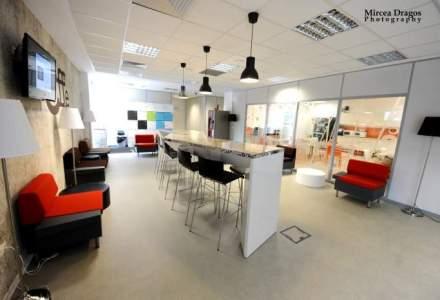 Un birou energizant: cum lucreaza cei 300 de angajati din sediul central al Siemens