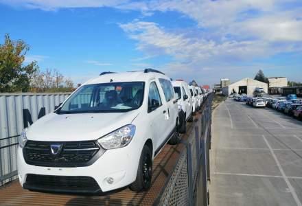 GEFCO prelungește cu 3 ani cooperarea cu Grupul Renault și Dacia în România