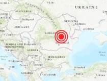 Cutremur în Vrancea: seismul...