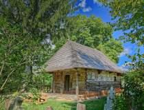 Biserica de lemn din satul...