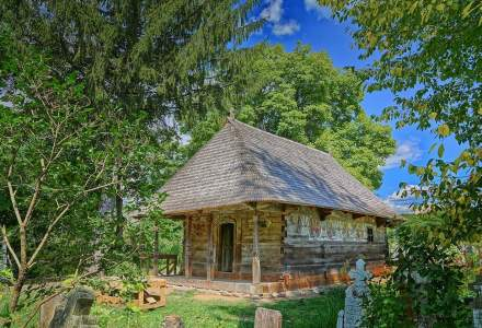 Biserica de lemn din satul Urși, printre câștigătorii Premiilor Europene pentru Patrimoniu