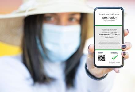 România a testat cu succes pașaportul de vaccinare