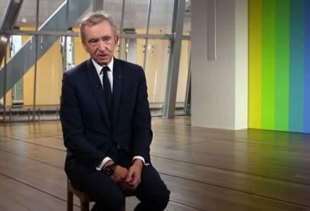 Bernard Arnault este cel mai bogat om al Planetei. Miliardarul francez l-a întrecut pe Jeff Bezos