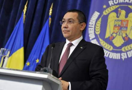 Victor Ponta raspunde Rusiei: Reunirea Romaniei cu Moldova in UE pana in 2018-2019 este obiectiv strategic