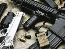 Aproape 3000 de arme de foc,...