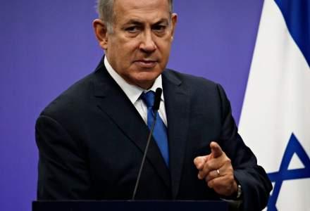 Netanyahu acuză o obsesia flagrantă anti-israeliană în Consiliul ONU