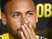 Neymar, exclus din contractul...