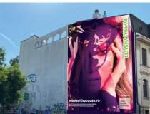 Ziduri din București devin...