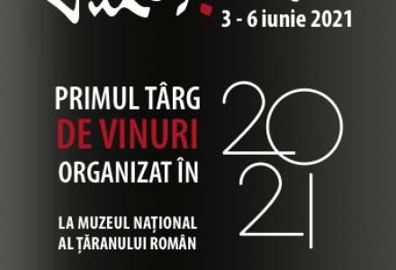 Primul Târg de vinuri din epoca post-pandemică are loc la Muzeul Național al Țăranului Român