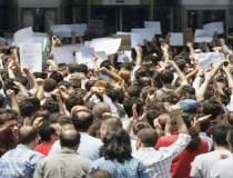 Slovenia: Manifestaţie de...