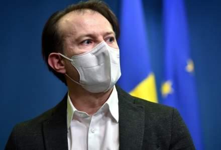 Cîțu și-a anunțat candidatura la șefia PNL