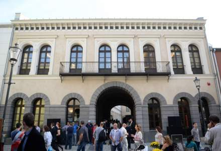 Hanul Gabroveni, inaugurat dupa o restaurare de 37 mil. lei