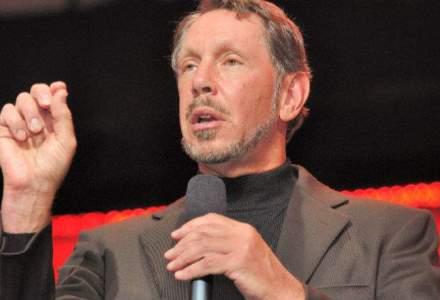 Larry Ellison renunta la pozitia de CEO la Oracle
