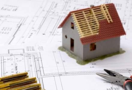 Creștere semnificativă a numărului de autorizații de construcții rezidențiale în primele trei luni din acest an