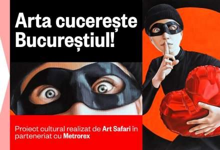 """Se deschide Muzeul din metrou, """"Arta cucerește Bucureștiul!"""""""