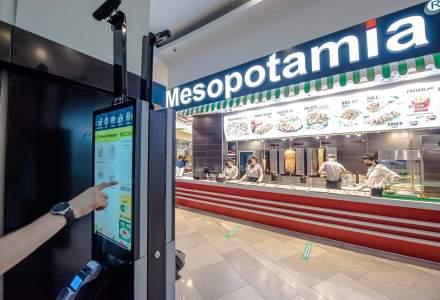 Lanțul de restaurante Mesopotamia lansează un sistem touchless pentru comenzi