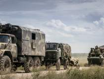 Rușii distribuie noi trupe la...