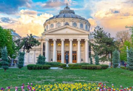 Timp liber: Filarmonica 'George Enescu', recital la Ateneul Român