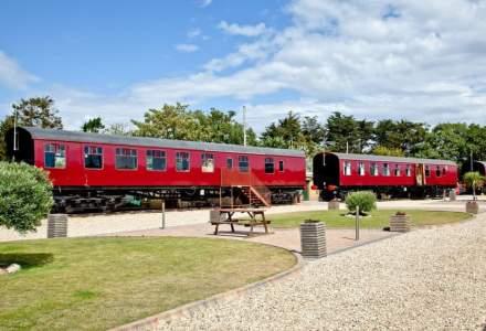 Cazare de lux în vagoane: cât costă o noapte în trenul de cinci stele