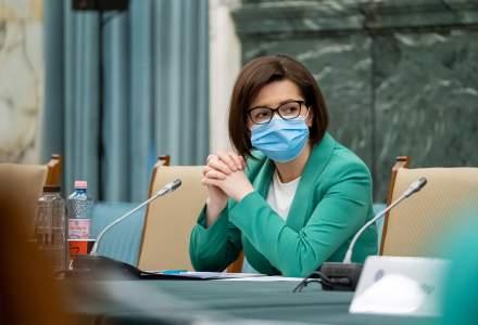 Ioana Mihăilă, ministrul Sănătății: Scăderea dorinței de vaccinare e un real motiv de îngrijorare