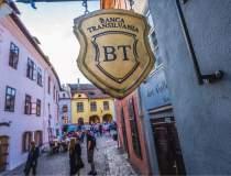 Banca Transilvania a ajuns să...