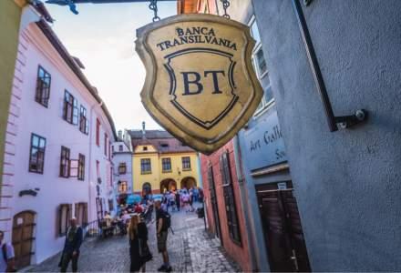 Banca Transilvania a ajuns să valoreze 16 miliarde lei pe bursă după achiziția Idea Bank