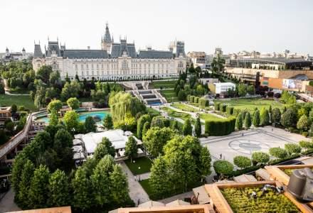 IULIUS Group a investit în total peste 310 milioane euro în ansamblul urbanistic Palas Iași