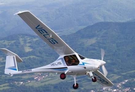 Două avioane electrice pentru armata daneză, o premieră mondială