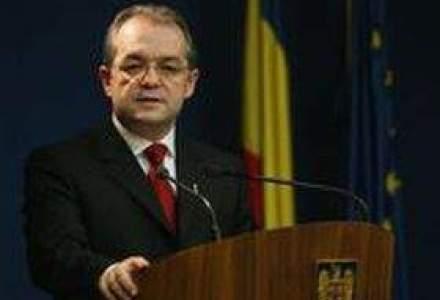 Emil Boc a demis conducerea ANPC