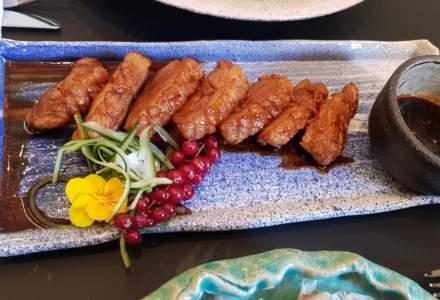 Review restaurant George Butunoiu: Teoria pieptului de rață la ZenSushi Victoriei