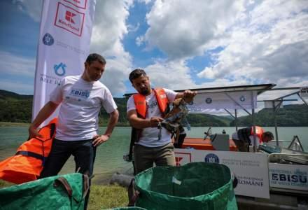 A fost inaugurată prima ambarcaține 100% electrică pentru curățarea apelor de gunoaie
