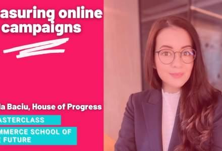 Masterclass Commerce School of the Future - cum măsori campaniile de marketing și cum investești cu cap? Video și resurse suplimentare de învățare
