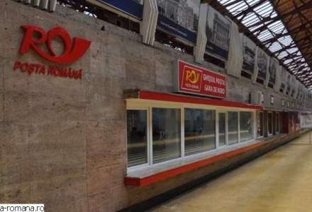 Posta a lansat un serviciu pentru transferul banilor din strainatate