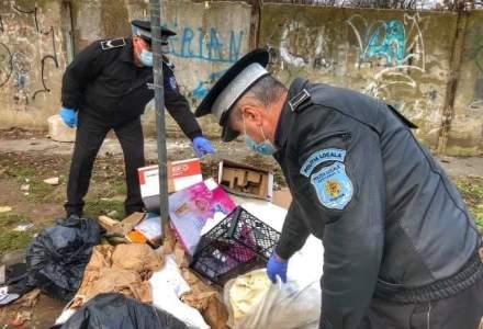 Poliția Locală a amendat Romprest cu peste 160.000 lei