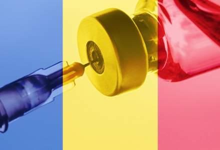 Situația la zi a vaccinării anti-COVID-19: Câți români s-au vaccinat