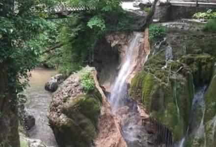 NEWS ALERT: Cascada Bigăr din Banatul Montan s-a prăbușit