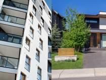 Apartament în oraș sau casă...