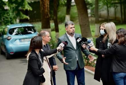 """Ciolacu anunță că social-democrații se grăbesc să vină cu """"un guvern din umbră"""""""