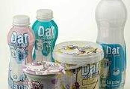 Masterhouse a investit 2,5 mil. euro in lansarea brandului de lactate Dar
