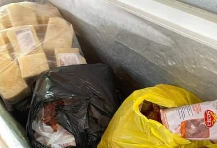 Amenzi de sute de mii de lei date de ANPC într-o piață
