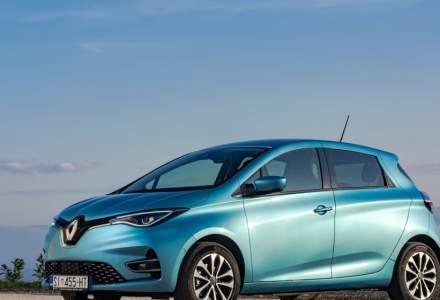 Renault vrea să producă 400.000 vehicule la noul hub electric din Franţa