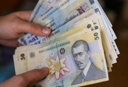 Salariul mediu în România a ajuns în luna aprilie la 3.561 de lei
