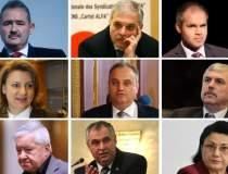 Reactiile celor noua ministri...