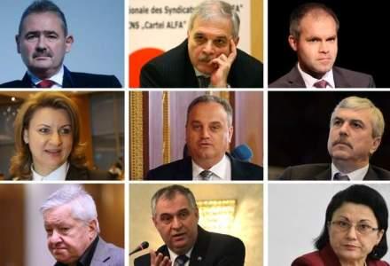 Reactiile celor noua ministri vizati de DNA. Procurorii cer ridicarea imunitatii