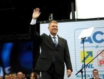 Iohannis, la lansarea...